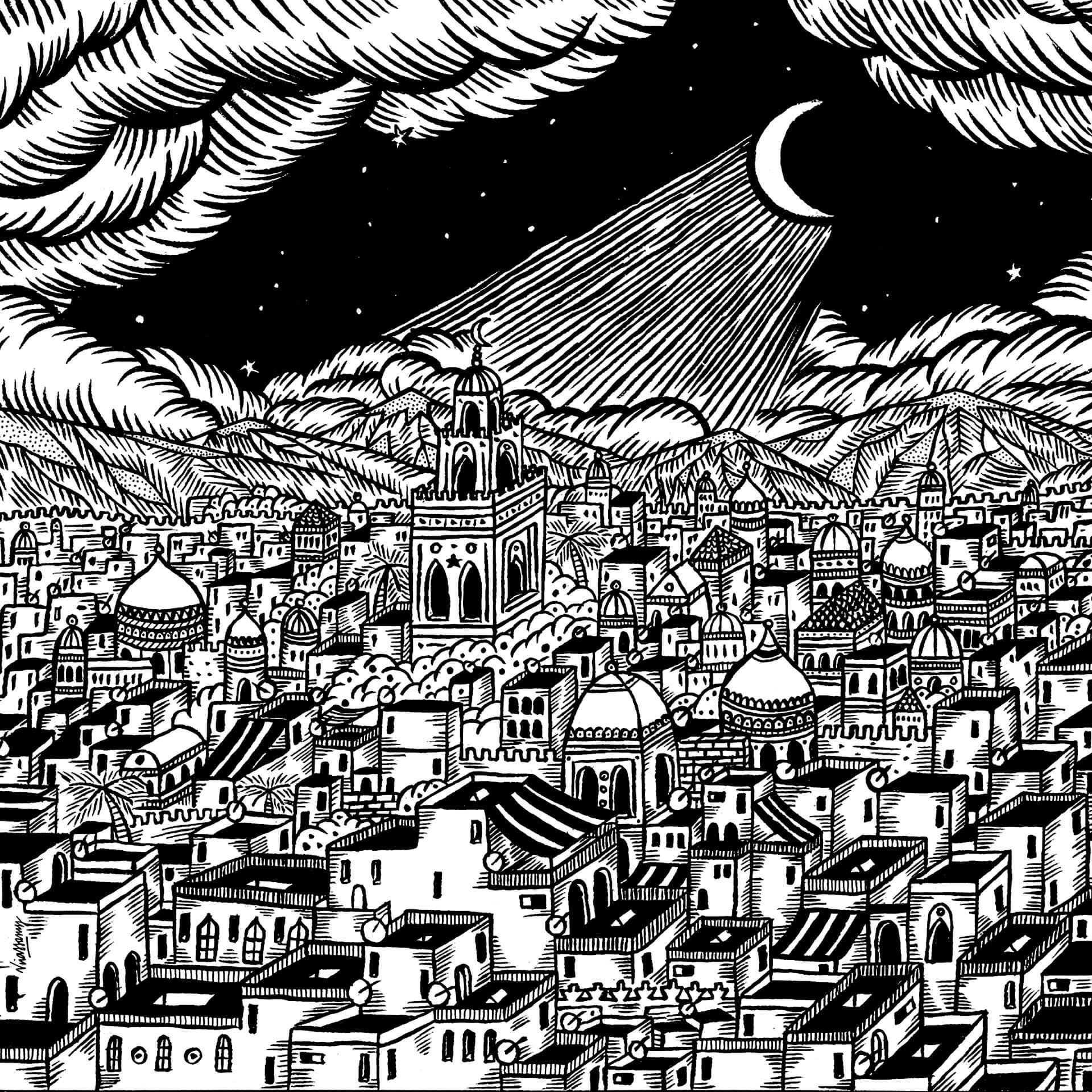 Disorient by Gari Romalis